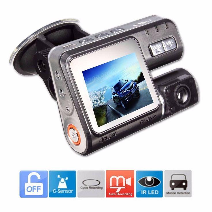 1.8 Inch HD Car Dash DVR Camera Vehicle Video Recorder Night Vision Camcorder
