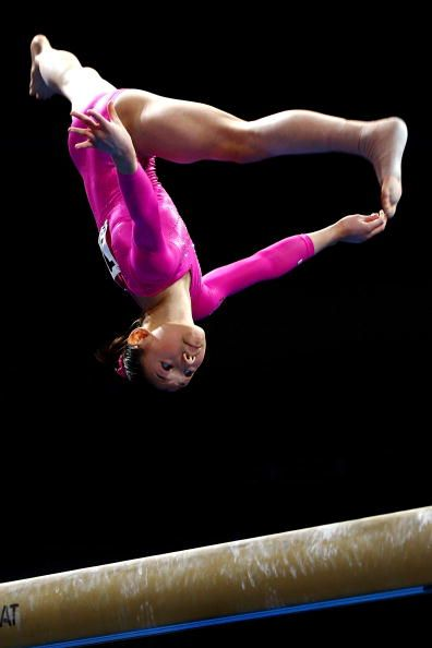 Upcoming Gymnastics Competitions