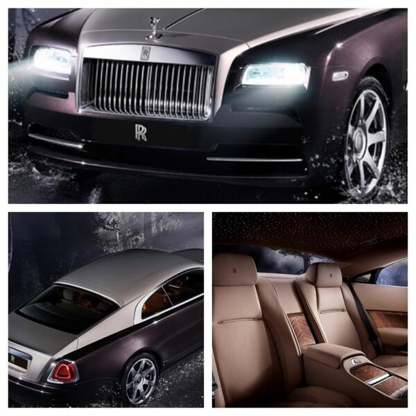 Rest In Peace Bentley Continental GT ... #RollsRoyceWraith