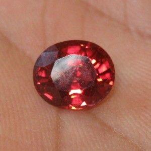 Batu Garnet Almandite 2.14 carat