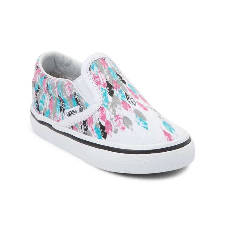 Toddler Vans Slip On Feather Skate Shoe