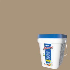 Mapei Flexcolor Cq 0.5-Gallon Chamois Acrylic Premixed Grout 4Ka000502