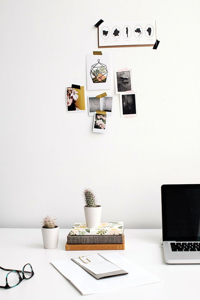 Desk love - via Coco Lapine Design