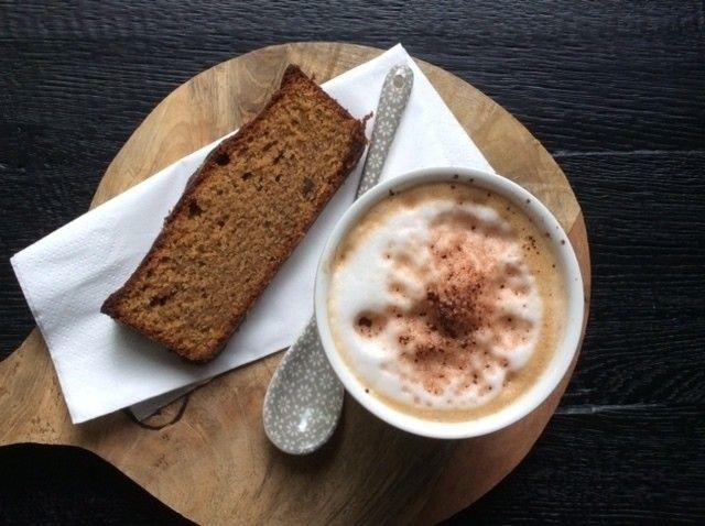 Koffie-chocoladecake! smakelijck.nl