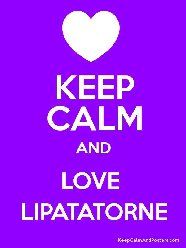 Lipatatorne La fusion être une licorne et une patate! :)