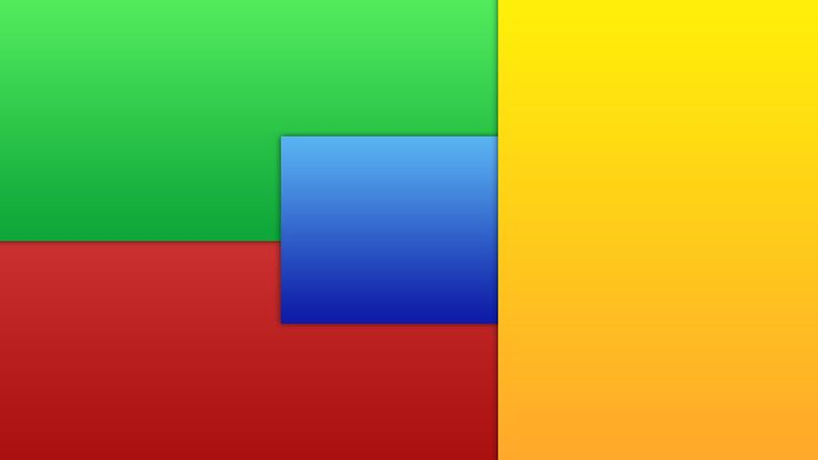 Chrome Cartoon Abstract PPT Backgrounds