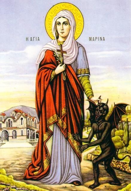 Sveta mucenica Marina, u narodu poznata kao Ognjena Marija slavi se i obelezava svake godine 30 jula. Iako je to praznik koji nije obelezen crvenim slovom u crkvenom kalendaru, u srpskom narodu je jako postovan i kaze se da svako ko na ovaj dan prekrsi volju boziju, ne moze da ocekuje milost njegovu. Smatra se …