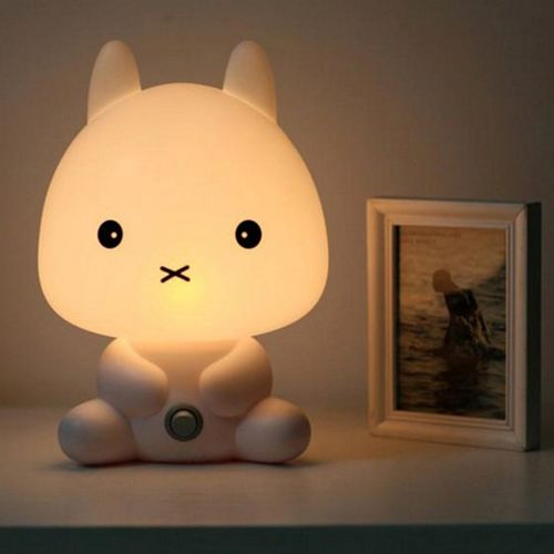 Baby Bunny Night Light Kiddos Pinterest So Cute Baby