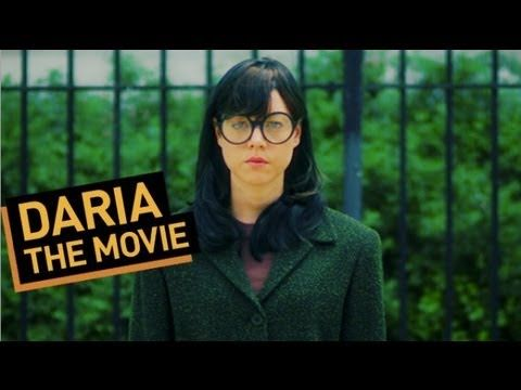 "MTV's favorite sarcastic cartoon ""Daria"" comes to life in this fake movie trailer"