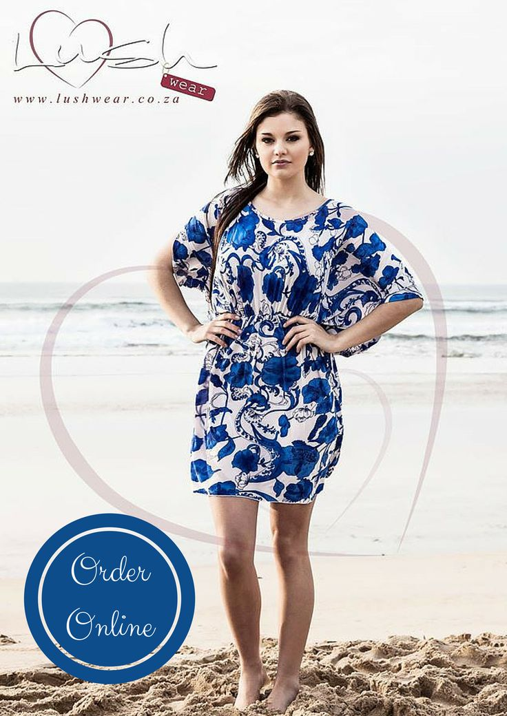Beach dress #lushwear #beachdress #dresses  www.lushwear.co.za