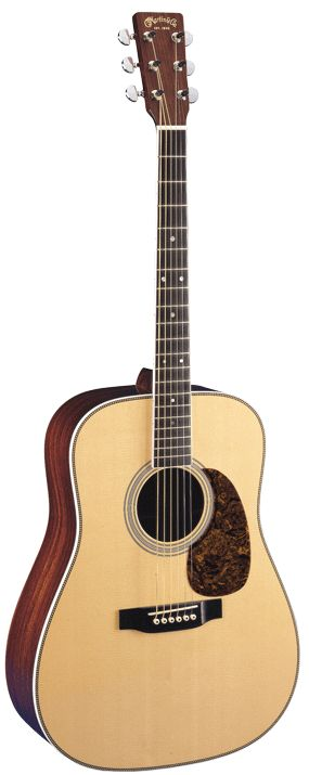 Martin HD-35 Acoustic Guitar