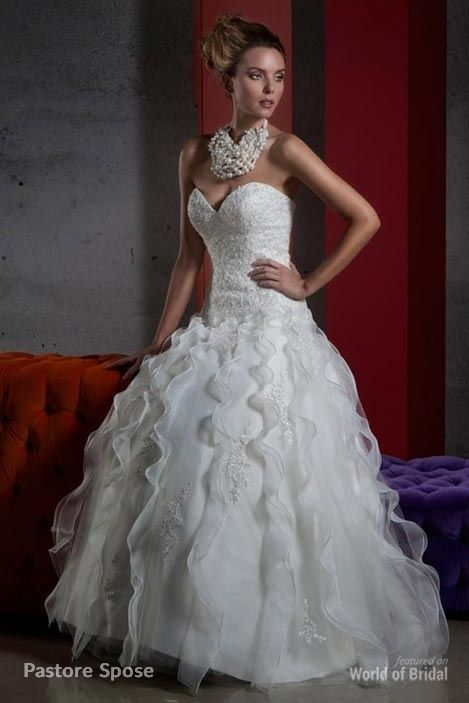 Pastore Spose 2015 Wedding Dresses