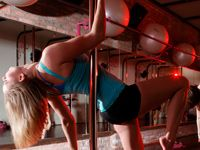 Pole Dancing Fitness!!!