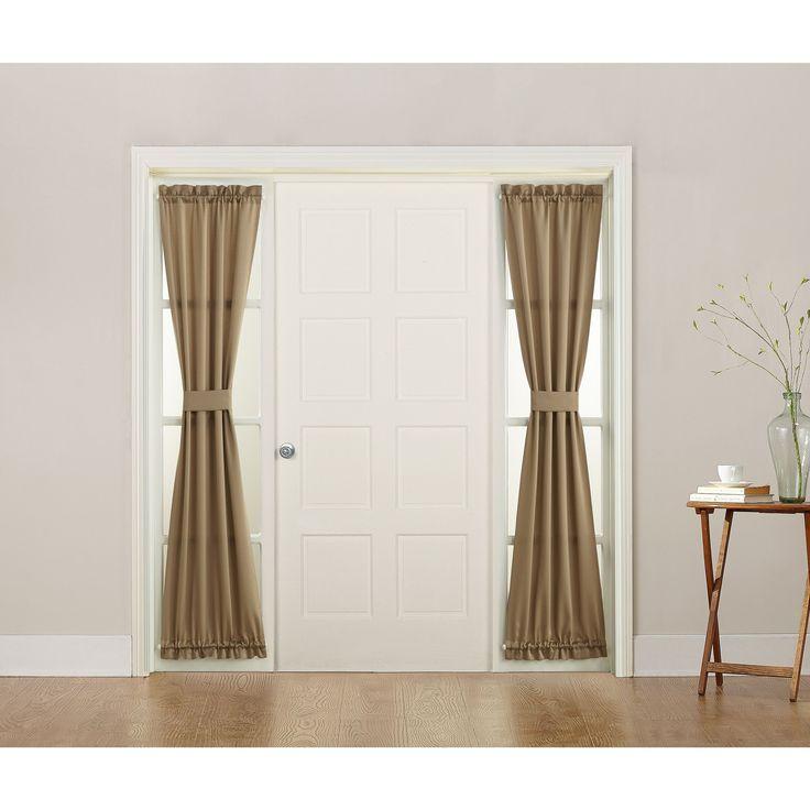 Best 25 Sidelight Curtains Ideas On Pinterest Front Door Curtains Door Curtains And Curtains