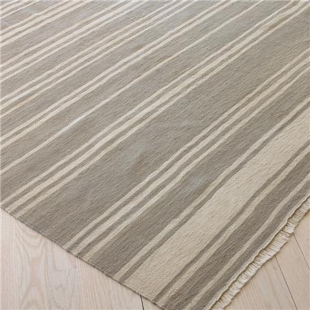 From Shades Of Light · Coastal Stripe Dhurri Rug: 5 Colors