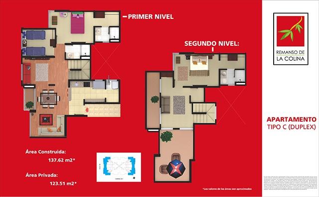 Remanso De La Colina - 137.62 m2