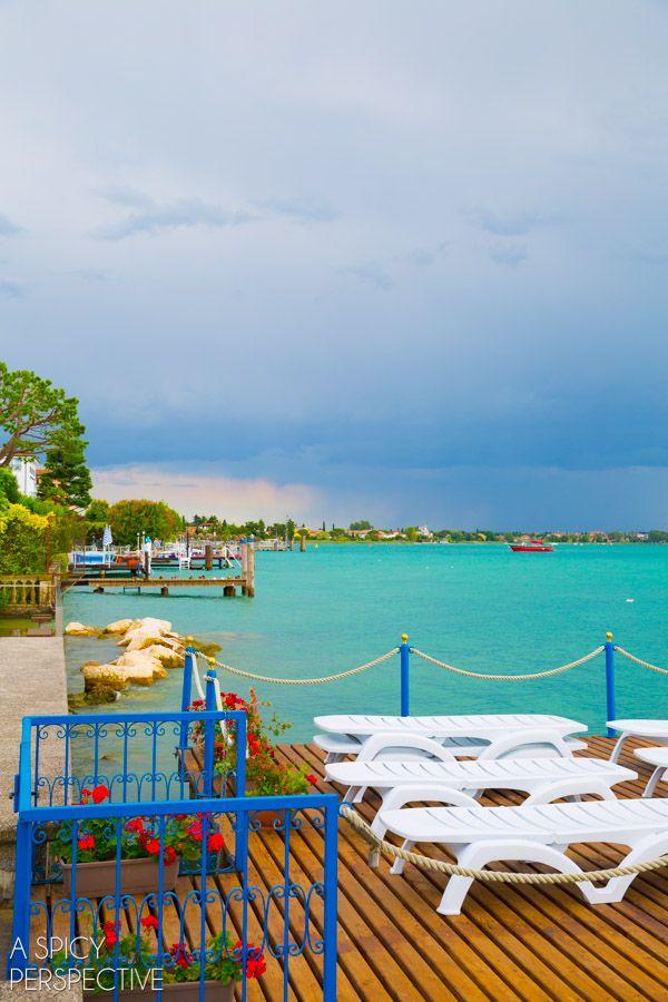 Lake Garda Italy #travel #italy #traveltuesday