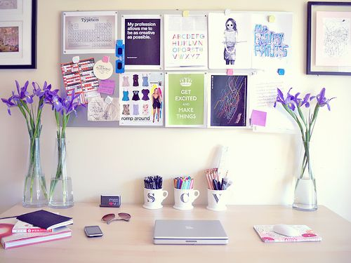 modern dorm room trends - Dorm Room Desk Ideas