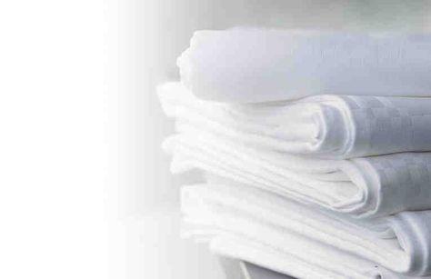 Секрет белых вещей. Как стирать белое для сохранения идеальной белизны.