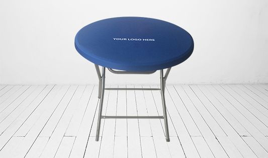 #RoundTableTopper can provide your business with high impact and cost effective protection to your goods furniture also provides a smooth accent for your decorative table.