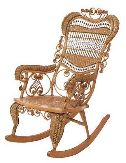 Image Search Results for antique parlor rocking chairs - 618 Best Antique Wicker & Rattan Furniture Images By KATHLEEN