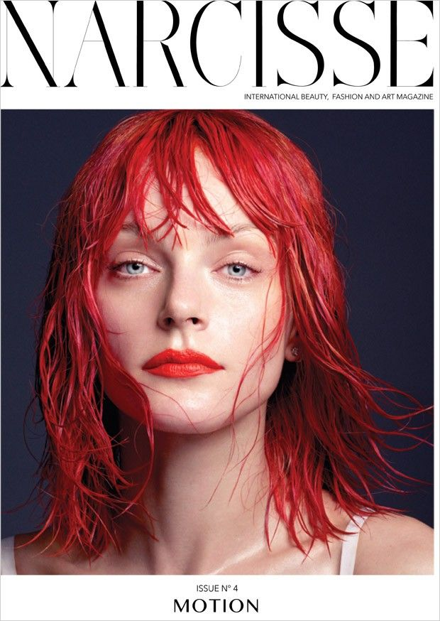 Jessica Stam for Narcisse Magazine by Yu Tsai