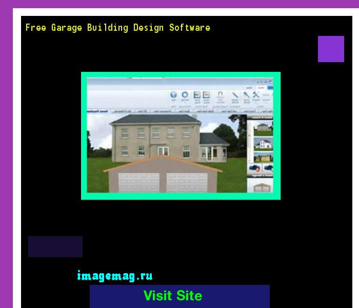 Ideal Free Garage Building Design Software The Best Image Search
