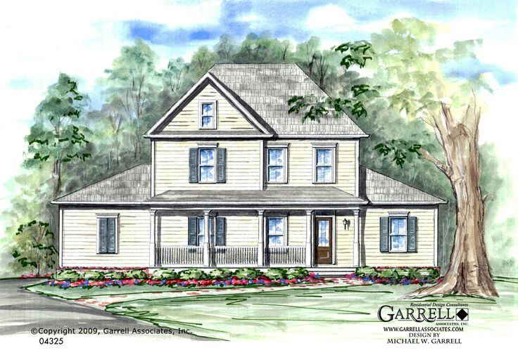 garrell associates inc sullivan house plan 04325