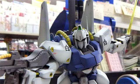"""MSN-00100 Hyaku Shiki GPB Color """"Byaku Shiki"""""""