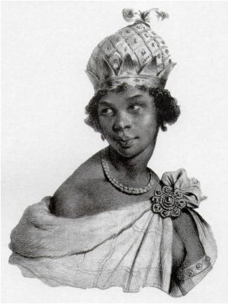 Nzinga Mbandi (1583–1663) | 12 Historical Women Who  Gave No F*cksQueen of Ndongo and Matambo (ANgola)took over rule when brother died. Her skill in warfare espionage, etc helped  hold of Portuguese take over during her life