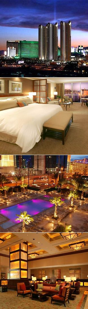 Bluechip Vegas | VIP getaways to The Signature at MGM Grand starting at $249 (NYC) | Photos: Courtesy of Blue Chip Vegas