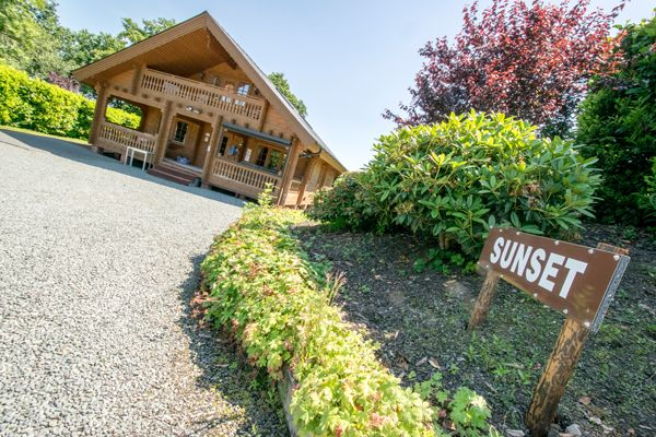 Our Lodges - Luxury Lodges Wales - Mid Wales Lodge Accommodation