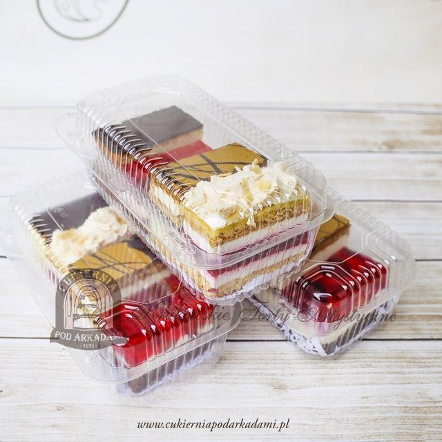 18BC Ciasta weselne - paczki dla gości. Traditional Wedding Cake Boxes for Guests.