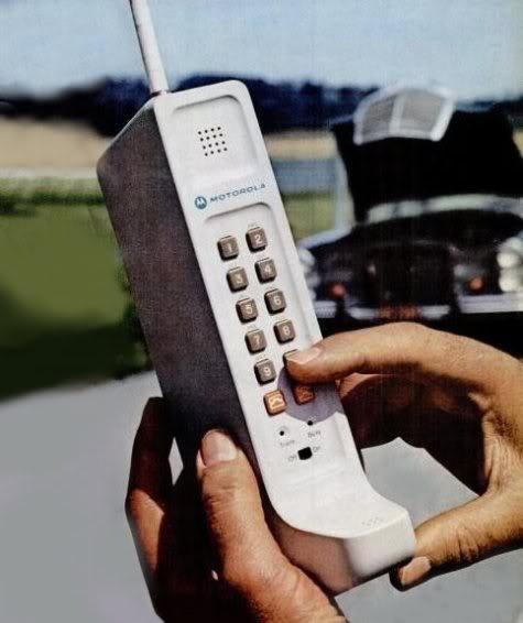 Motorola's mobile... 1973