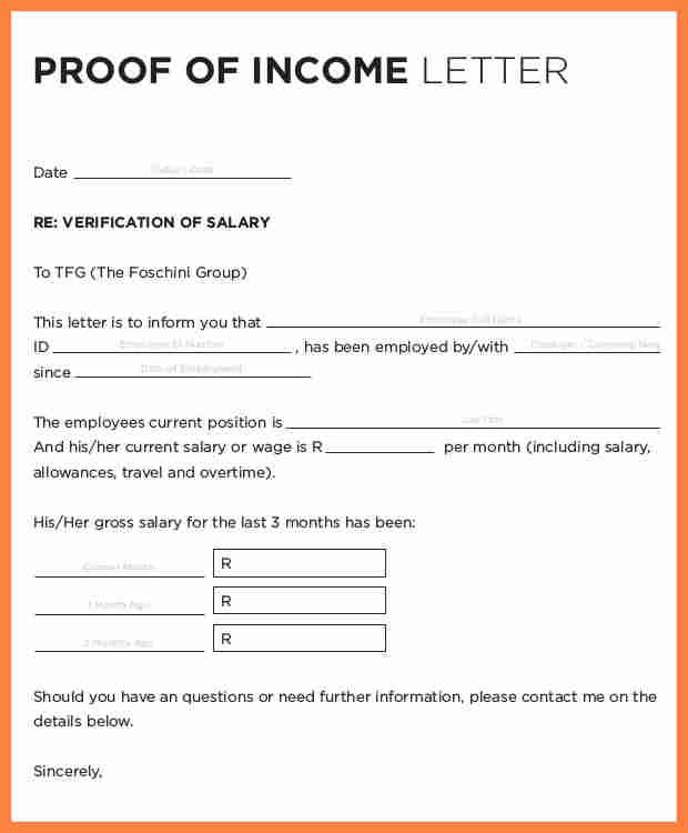 11 sample salary confirmation letter from employer salary slip