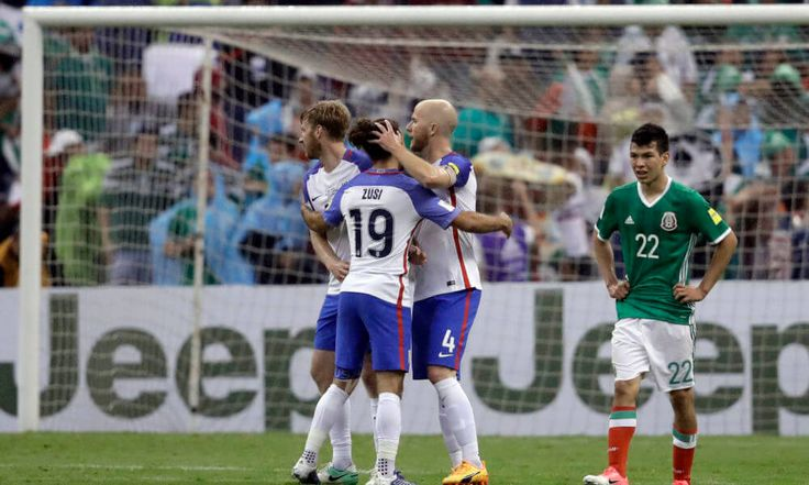 USA nets much-needed point in meeting with Mexico = Michael Bradley scored a phenomenal goal Sunday as the United States earned a 1-1 draw with Mexico in a World Cup qualifier at Azteca Stadium in Mexico City. It was an important point for Bruce Arena and his team as.....