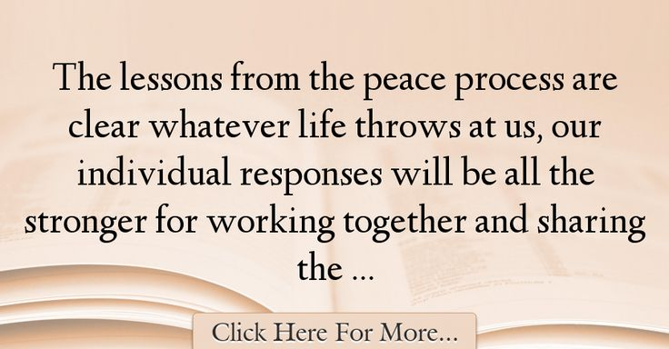 Queen Elizabeth II Quotes About Peace - 53182