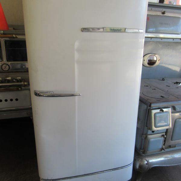 1955 Kelvinator Food A Rama Victorian Kitchen Prefab Cabins Refrigerator