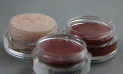 Naturally tinted lip balm. Comes in a variety of scents and colours