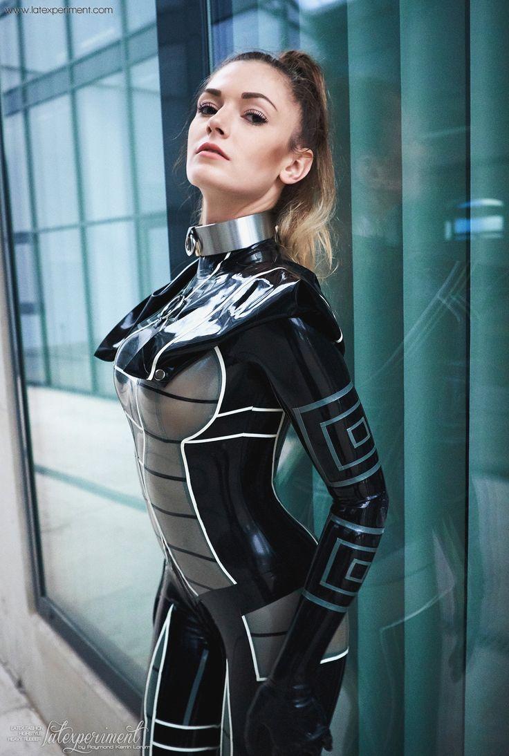 Pin on Latex cosplay