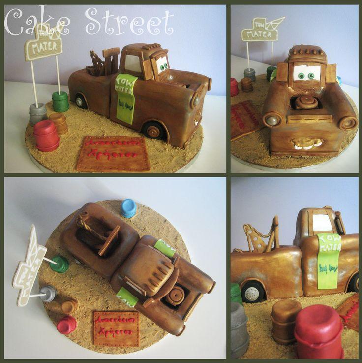 Cars Mater!