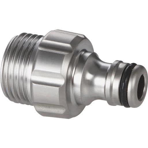 Gardena Metal (Grey) Accessory Adapter 39022-G Unit: Each