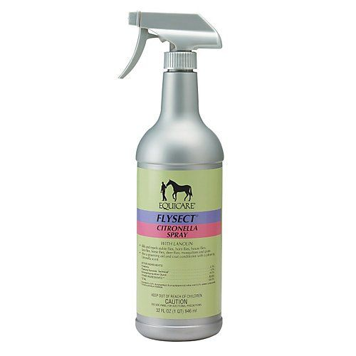 Farnam Flysect Citronella Spray Sprayer > Kills and repels stable flies, horn flies, house flies, face flies, horse flies, deer flies, mosquitoes, and gnats Water-based Also a grooming aid and coat conditioner with a pleasing citronella scent Check more at http://farmgardensuperstore.com/product/farnam-flysect-citronella-spray-sprayer/