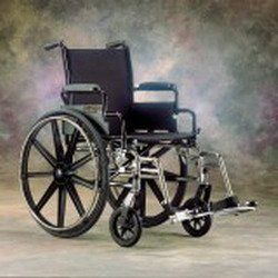 9000 SL High Performance Wheelchair [Health and Beauty] by Invacare. $325.00. The 9000 SL wheelchair is the perfect lightweight rental product for those who want quality and durability at a moderate price.  This low-maintenance wheelchair also has a full complement of options and accessories. Its contemporary design and high-performance frame make the 9000 SL a definitively superior value.   Features: # Dual axle positions allow variations of seat-to-floor heights # Durable,...
