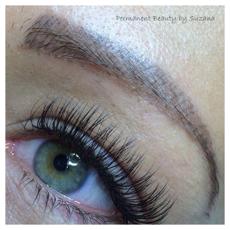 Volymfransar-russian lash Permanent Beauty by Suzana