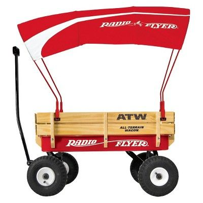 Radio Flyer Wagon Canopy, Wagon Accessories