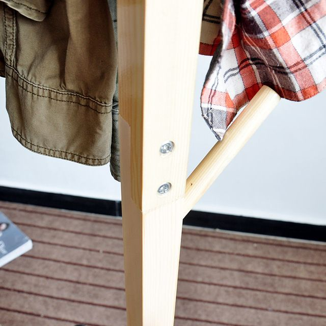 17 mejores ideas sobre muebles para colgar ropa en - Colgador de ropa de pie ...