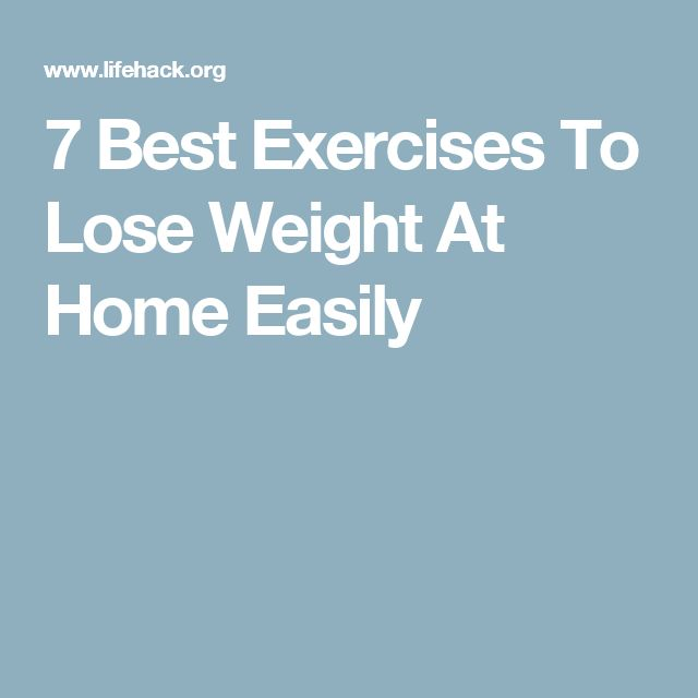 1000+ Ideas About Lose Weight At Home On Pinterest