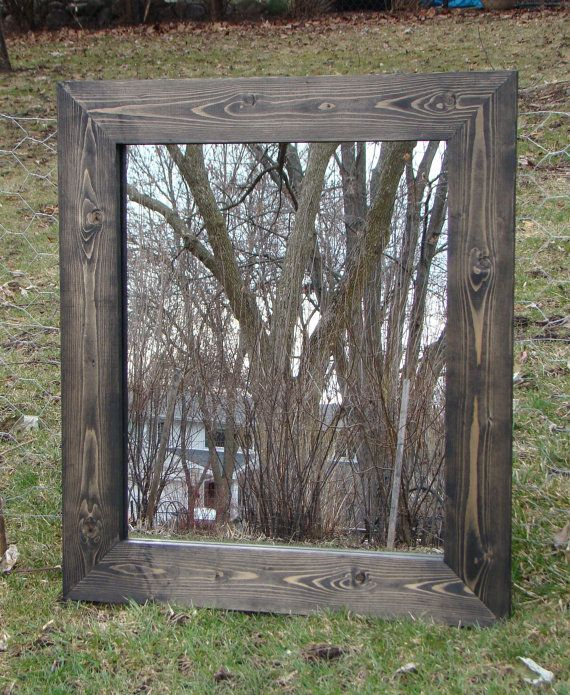 Hey, I found this really awesome Etsy listing at https://www.etsy.com/listing/238789299/reclaimed-wood-handmade-framed-mirror