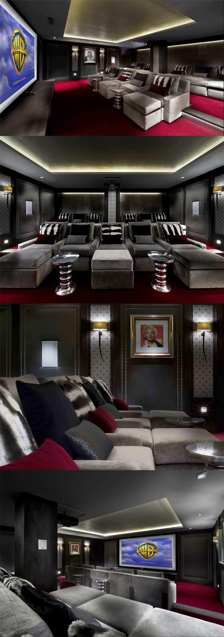 home theater mart is a premiere source of high quality home theater decor seating - Home Cinema Decor